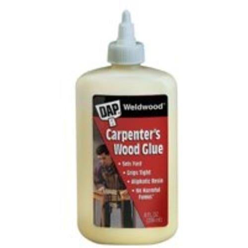 Dap 00490 Carpenter's Wood Glue, Yellow