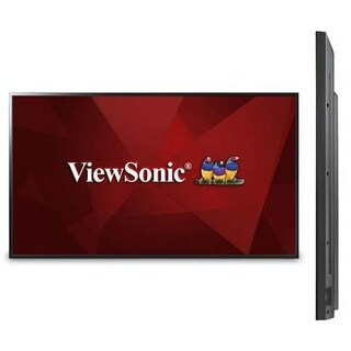 """Viewsonic Cde4803 48"""" 1080P Commercial Led Display With Usb Media Player, Hdmi"""