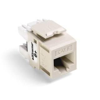 Link to Snap In CAT6 Module Light Almond Similar Items in Computer Accessories