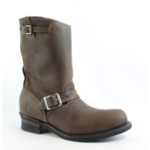 2d00c744d6c3 Frye Womens Engineer Gaucho-77400 Riding Boots Size 8.5