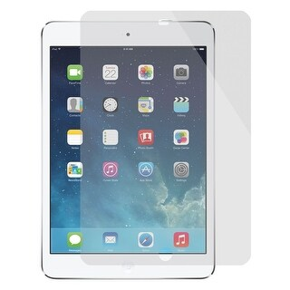 Unique Bargains Anti-Glare Protective LCD Screen Cover Shield Guard Clear for iPad Air 5