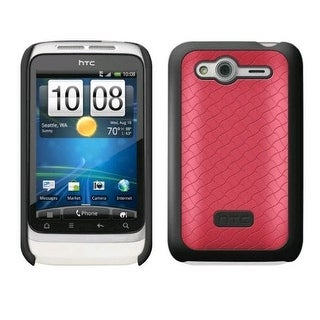 HTC Hard Shell Case for HTC Wildfire S - Pink