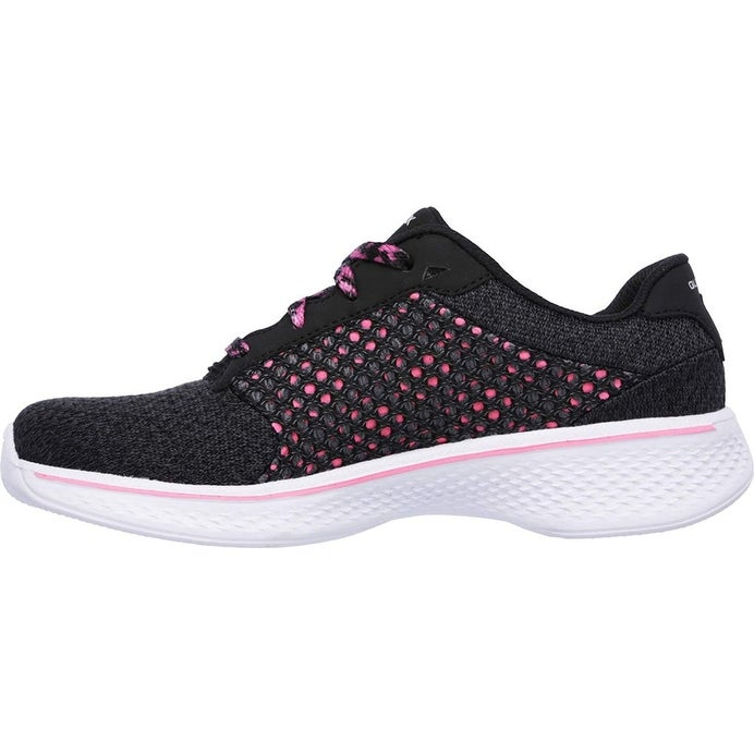 Skechers Kinder GO Walk 4 Exceed Sneakers Kids Trainers Fitness Walking GOGA max