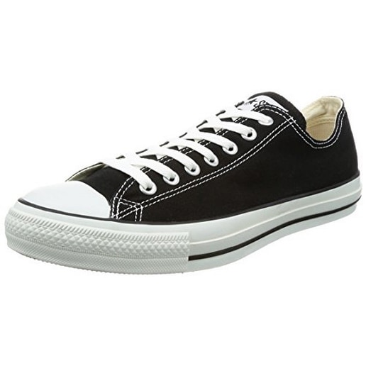 Converse Chuck Taylor All Star Lo Top Black Canvas 11.5