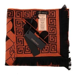 Versace IT00633 100% Wool Mens Scarf