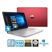 "HP Pavilion 15-CC613DS Intel Core i5-8250U 256GB SSD 15.6"" FHD Touch WLED Laptop"