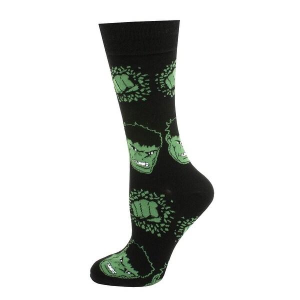 Hulk Crew Socks - Moisture Wicking Jute-cell Yarn