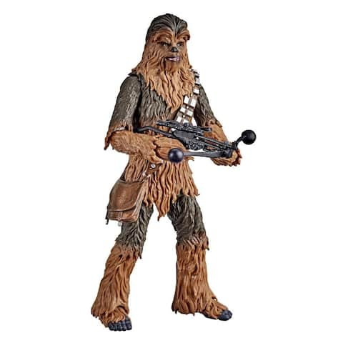 Star Wars The Black Series Chewbacca 6-Inch Scale Star Wars: The Empire Strikes Back Action Figure, Kids Ages 4 And Up