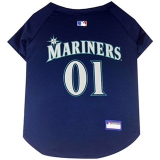 Seattle Mariners Dog Jersey - Extra Small
