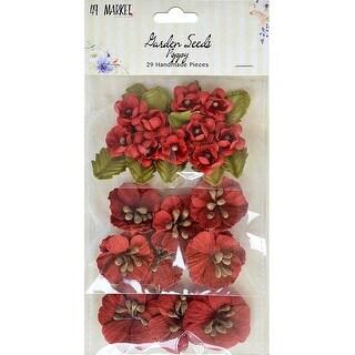 """Poppy - Garden Seed Flowers .75""""-1.5"""" 29/Pkg"""