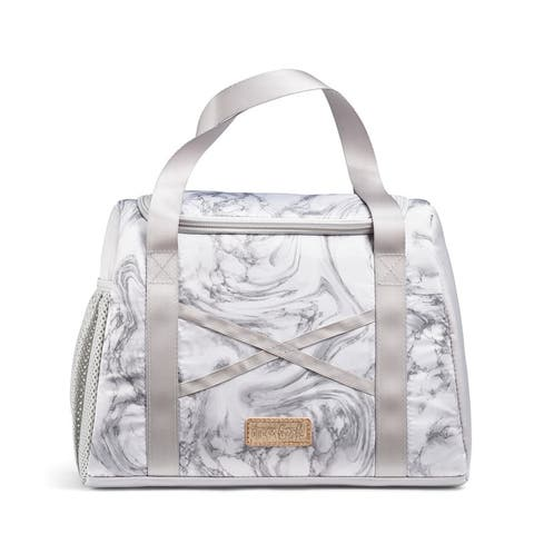 Fit & Fresh Kerry Athleisure Bag Gray Marble