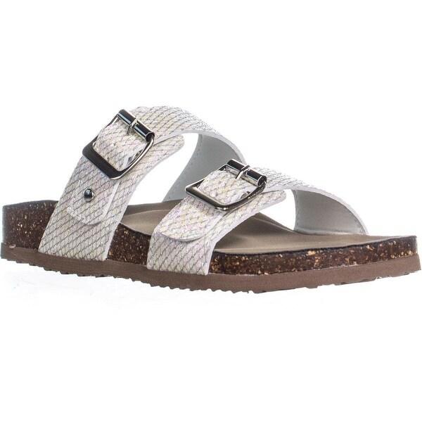 13fbe390cb93 Shop madden girl Brando Comfort Slide Sandals