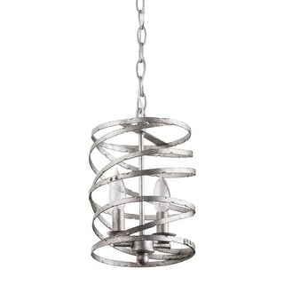 "Miseno MLIT155181RT Annata 2-Light Mini Pendant with 72"" Adjustable Chain"
