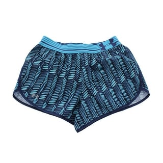 Under Armour Womens Printed Running Shorts - M