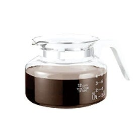 Medelco GL200WH Universal Replacement Carafe, 12 Cup