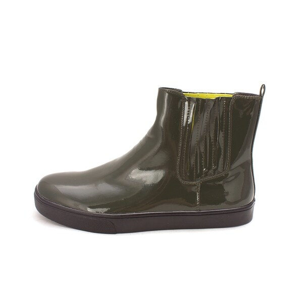 Bar III Womens Hope Closed Toe Ankle Rainboots