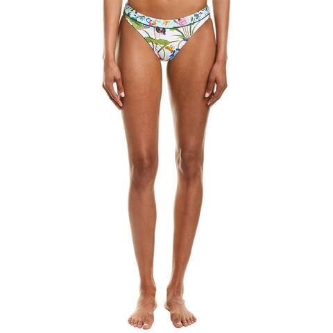 Nanette Lepore Swim Opulent Garden Charmer Bikini Bottom