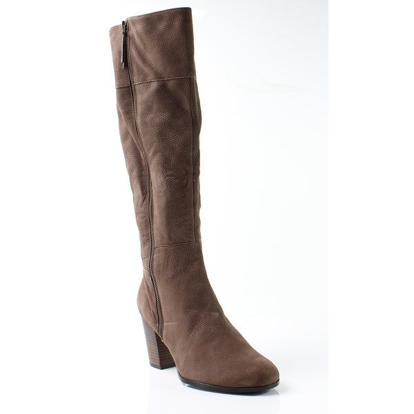 Cole Haan NEW Brown Women's Shoes Size 10M Davenport Tall Leather Boot