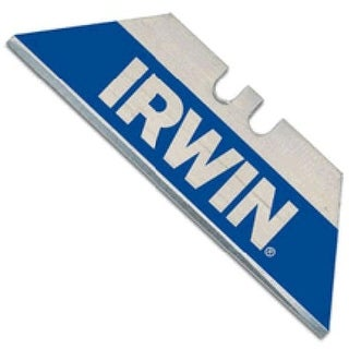 Irwin 2084300 Bi-Metal Utility Blades With Dispenser, 50/Pack