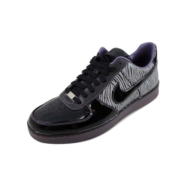 buying now great fit new styles Shop Nike Men's Air Force 1 Downtown NRG Black/Black ...