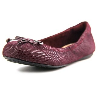 Softwalk Narina N/S Round Toe Synthetic Flats