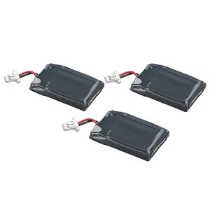 """Battery for Plantronics 86180-01 (3-Pack) Battery for Plantronics 86180-01"""