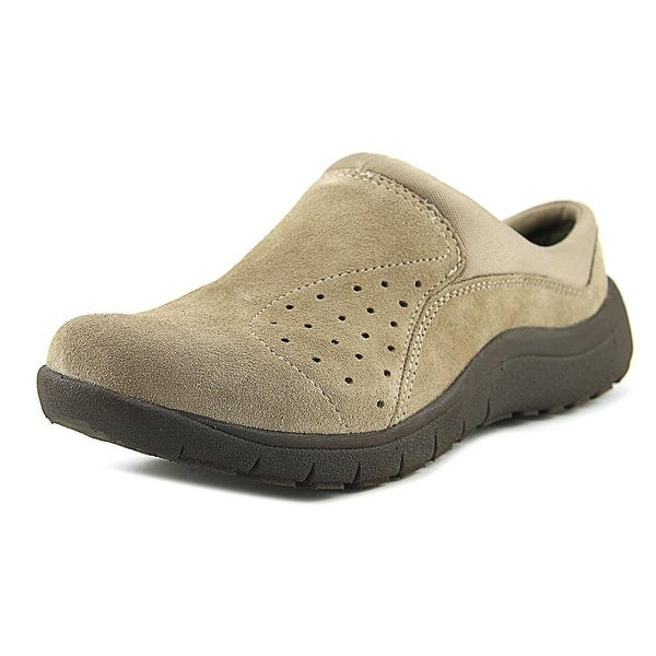 Bare Traps Womens Polina Low Top Slip On Leather Walking Shoes