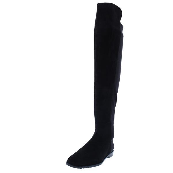 1fb194ead85 Shop Stuart Weitzman Womens Corley Over-The-Knee Boots Suede Dress ...