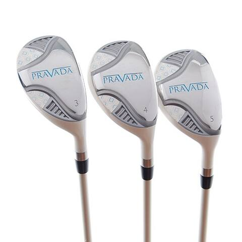 New Tommy Armour TA-26 Pravada Ladies Hybrids #3 #4 #5 Graphite RH +HC