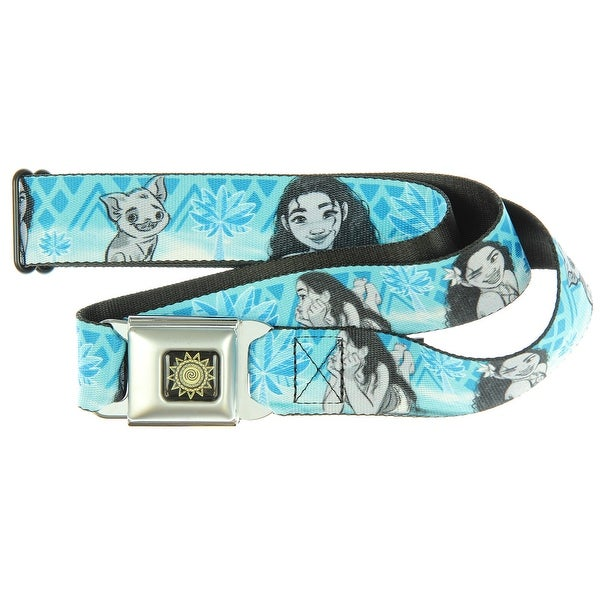 Disney Moana Seatbelt Belt - One Size Fits most