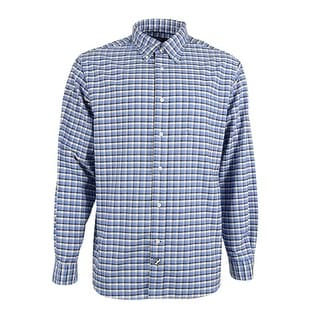 Cremieux Collection Men's Plaid Chest Pocket Shirt - XL