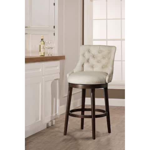 Hillsdale Furniture Halbrooke Swivel Bar Height Stool