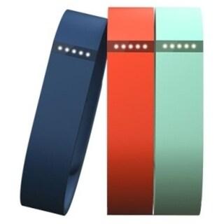 Fitbit Flex Wireless Activity & Sleep Wristband Accessory Pack - Tangerine, Teal, Navy