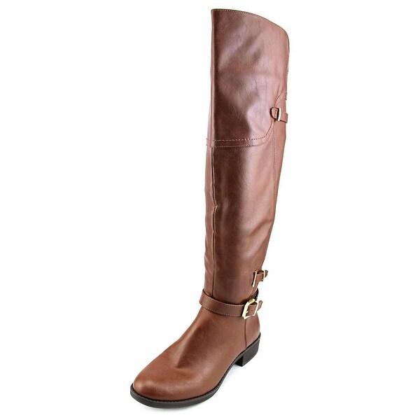Style & Co Adaline Women Cognac Boots