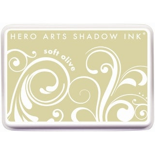 Hero Arts Shadow Ink Pad-Soft Olive