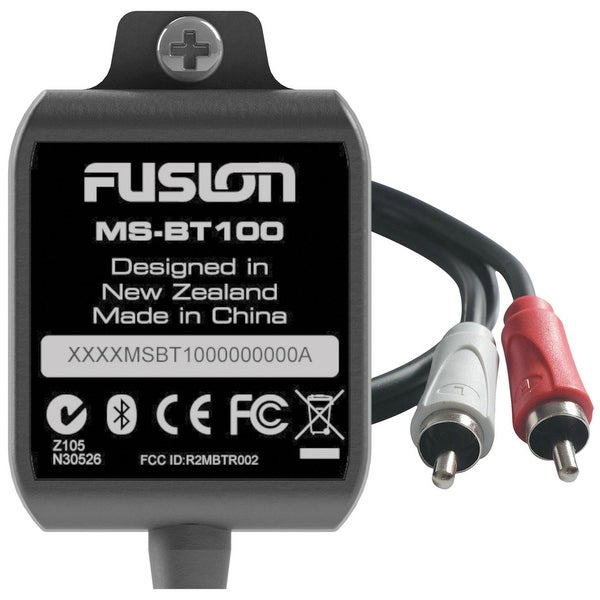 Fusion MS-BT100 Bluetooth Module for Marine Stereo Units w/ IP65 Water Resistant