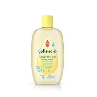 Johnson's Baby Head-To-Toe Wash, 9 Fluid Ounce