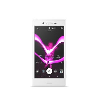 Sony XPERIA X Compact Unlocked GSM Cellular in White - F5321