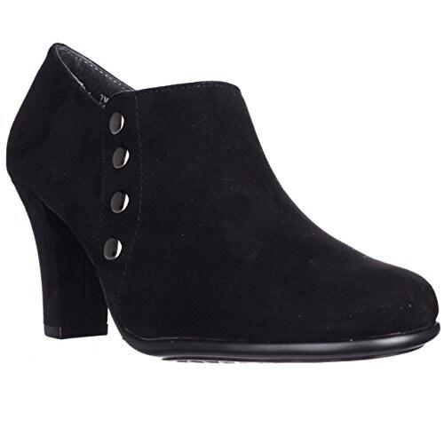 Aerosoles Womens outrole Fabric Closed Toe Ankle Fashion Boots - 7