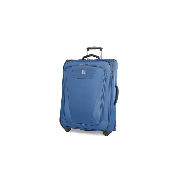 Shop Travelpro Maxlite 4-26 Inch Exp Rollaboard -Blue w  water   stain  Resistant Coating - Free Shipping Today - Overstock.com - 18458494 9f3a61f3ee478