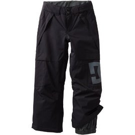 DC Boy's Banshee K 13 Pant - dark shadow