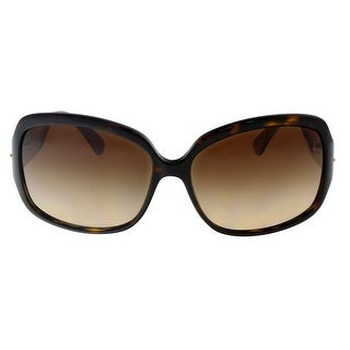 Coach HC8027 500613 Tortoise Rectangle Sunglasses - 59-15-130
