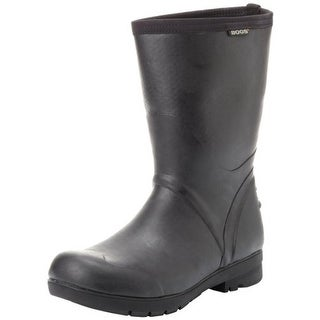 Bogs Mens Food Pro Rubber Mid-Calf Work Boots