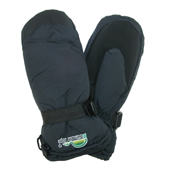 Mountain Tops Waterproof Ski Mitten with Removable Liner