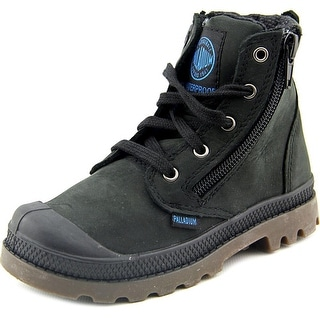 Palladium Pampa Hi Square Toe Leather Chukka Boot