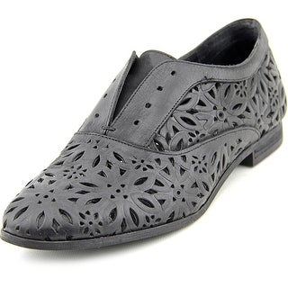 Ralph Lauren Denim & Supply Women's Hope Leather Oxford Shoes