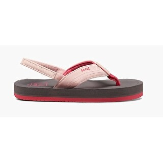 Reef Girls little splash Bungee SlingBack Flip Flops