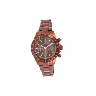 Toy Watch Bracelet Watches ME12BR Unisex Metallic Brown Watches - --