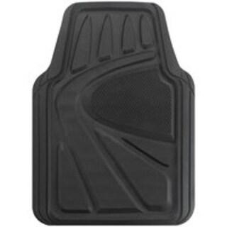 Auto Expressions R5704A-BLACK Car Floormat, 4-Piece