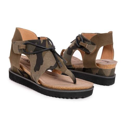 Women's Pitch Solo Wedge Sandal